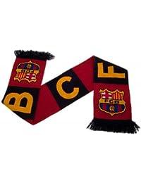FC BARCELONA officiel grande barre FCB écharpe