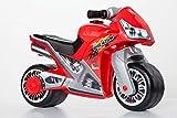 MOLTÓ Molto–Casco Moto Premium, Colore: Rosso, 12221