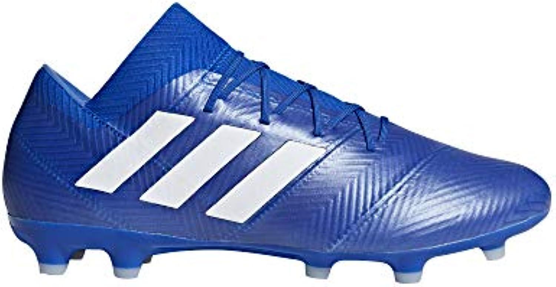 Adidas Nemeziz 18.2 FG, Zapatillas de Fútbol para Hombre
