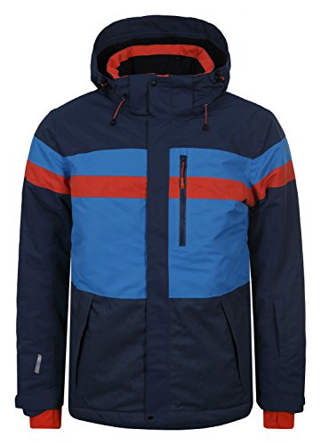 Icepeak Herren Skijacke Ken 56228 Blue 54