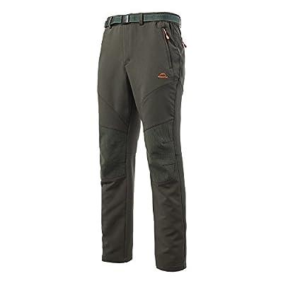 Naturehike Herren Softshell Functions Hose Activate Pants Zip Off Hose