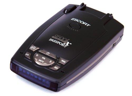 Escort Radarwarner 9500iX GPS Europa