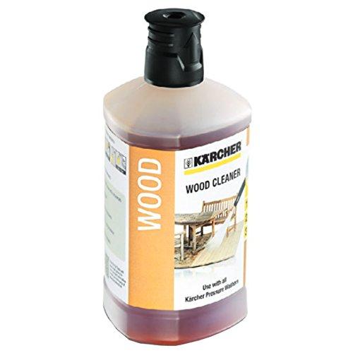 Kärcher 3in1Holz Sonnendeck Hochdruckreiniger Reinigungsmittel Reiniger (1L-Flasche für K2K4K5K7Modelle)