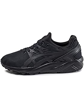 Asics Sneaker Junior - Gel Kayano Trainer Evo GS - C7A0N-9090 - Black/Black-38