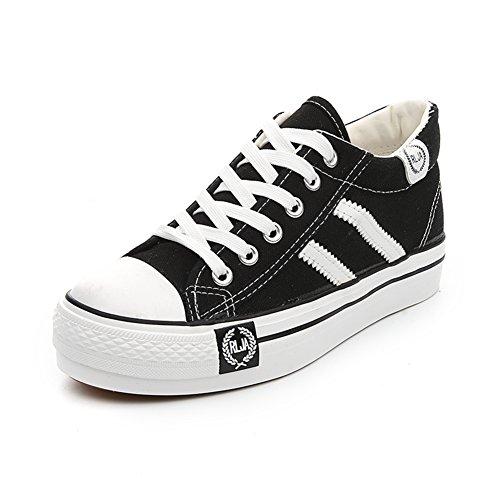 Laria in estate scarpe di tela/Scarpe crescente altezza/Scarpe casual selvatiche A