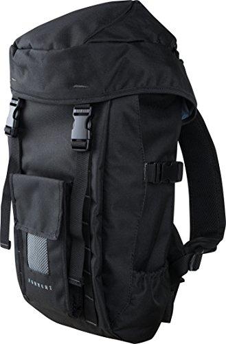 FORVERT Backpack Lasse black grey