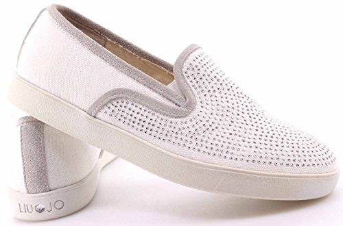 LIU JO donna slip on SLEEP-ON MARY S15143 T6948 14201 Bianco