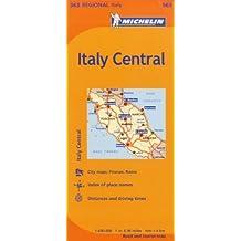 Michelin Italy Central / Michelin Italie Centre