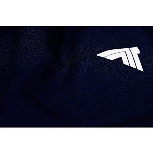 Vitamin Shop Online -  Pantaloncini sportivi  - Uomo blu navy