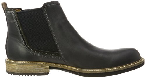 Ecco Kenton, Bottes Chelsea Homme Gris (Moonless/dark Shadow)