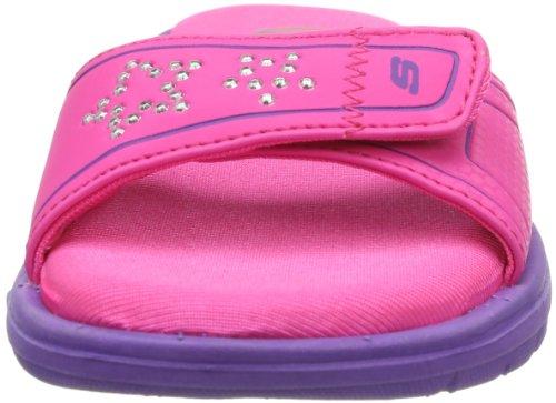 Skechers - Sole Searcherscrossover, Zoccoli Bambina Multicolore (Mehrfarbig (NPPR))