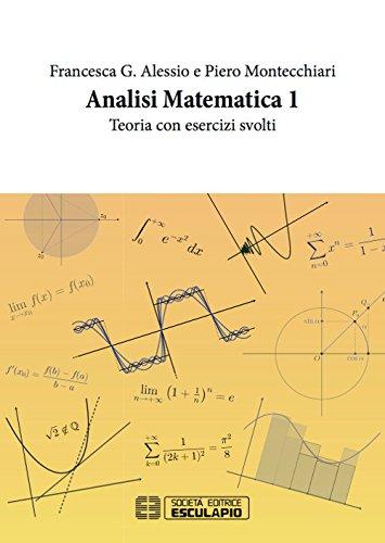 Analisi matematica 1. Teoria con Esercizi