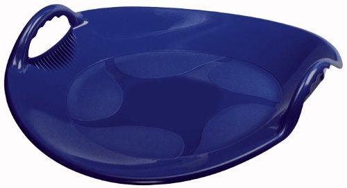 AlpenGaudi Kunststoffrodel AlpenUfo Blau 59 cm