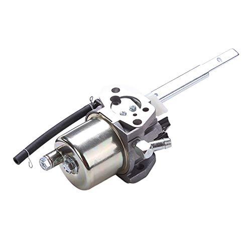Pudincoco-Vergaser 20001027 20001368 532436565 208cc Schnee-Kehrmaschine Autovergaser Praktisches Autozubehör Ersatzvergaser Carb (Silber)