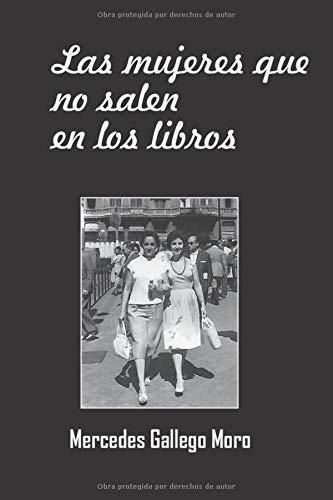Las mujeres que no salen en los libros