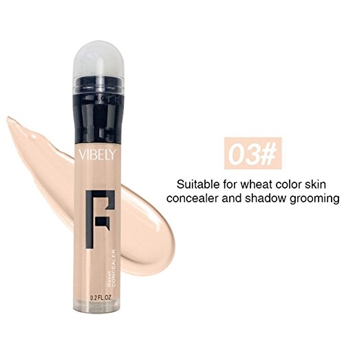allbesta Concealer Stylet Makeup Primer naturelle hydratants Long Lasting Contour Highlighter Crème Poudre bronzante Base