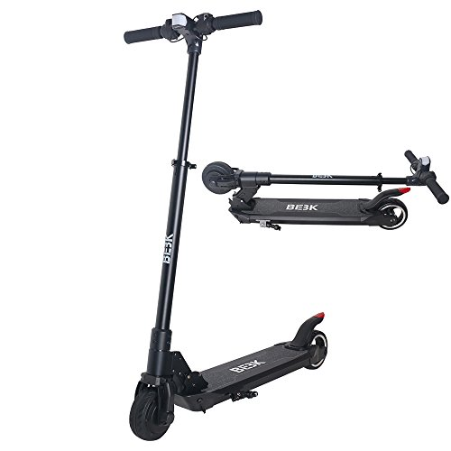 Elektro Scooter BEBK bis 15km/h, E Roller Samsung Batterie, Elektro Roller Erwachsene (New m4)
