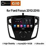 Ownice G10 Quad Core 9 Zoll Android 8.1 Autoradio Player GPS Navigation für Ford Focus 3 2012 2013 2014 2015 Unterstützung Bluetooth WiFi Radio Spiegel Link 2G RAM