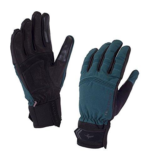 SealSkinz Performance Activity Gloves - Pine / Black