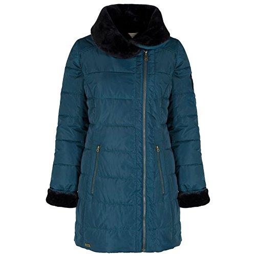 regatta-womens-patrina-water-repellent-jacket-deep-teal-size-18