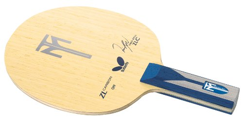 Butterfly Timo Boll ZLC Straight Table Tennis Blade (Natural)  available at amazon for Rs.33590