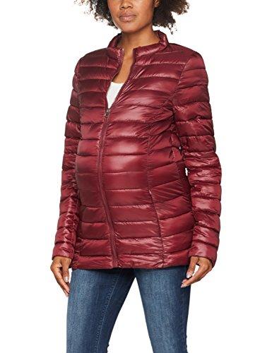 ESPRIT Maternity Damen Umstandsjacke Jacket U1784451, Rot (Tawny Red 634), 38