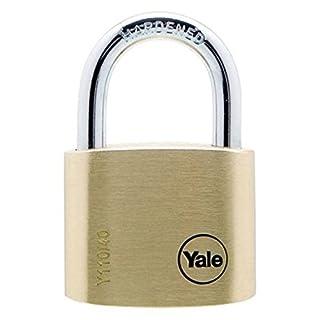 yale-azbe–Padlock 40MM Brass