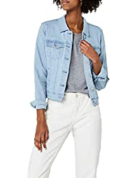 fdaa3105a5fdff Vero Moda Women's Vmhot SOYA Ls Denim Jacket Mix Noos