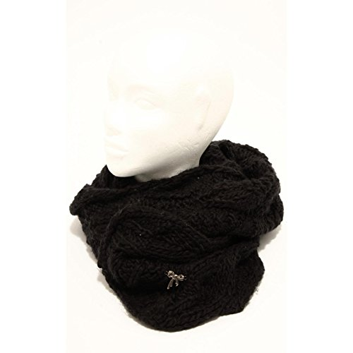 94936 sciarpa blu SCHEE BY TWIN-SET accessori donna scarf women [UNICA]