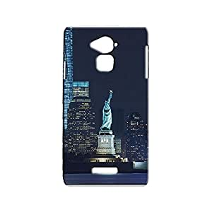 BLUEDIO Designer Printed Back case cover for Coolpad Note 3 - G2466