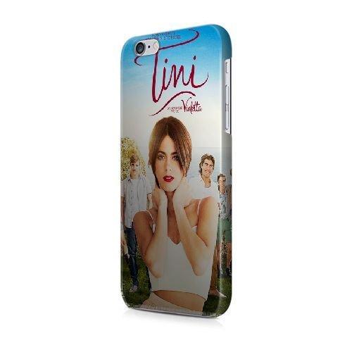 COUTUM iPhone 5/5s/SE Coque [GJJFHAGJ74780][COMME DES GARCONS THÈME] Plastique dur Snap-On 3D Coque pour iPhone 5/5s/SE DISNEY VIOLETTA - 013
