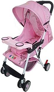 Kiko Comfortable Stroller 6 Wheels (0 M+), 23-1801-P