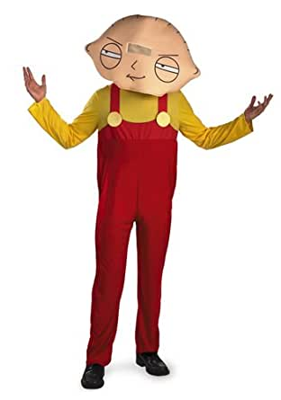 Disguise Stewie Costume Adult Family Guy Adult