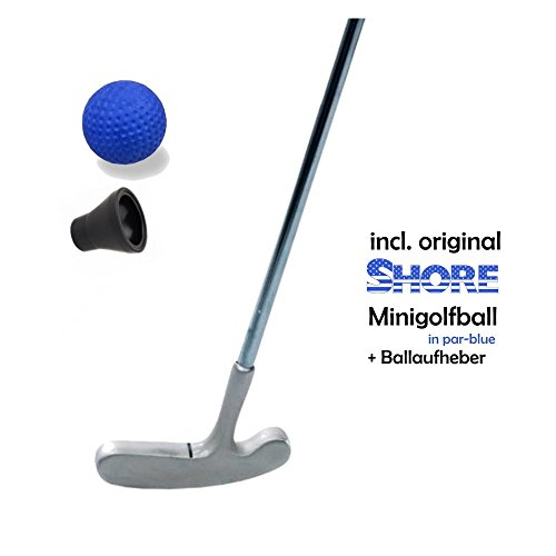 Mini Golf Set Kids-Boy-3pièces (avec original Shore Mini Balle de Golf GOLF Balle) et mini de pick-up