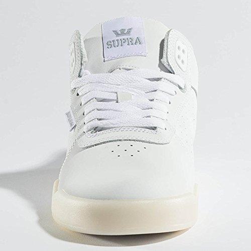 Supra - Ellington, Baskets Basses Pour Hommes Blancs