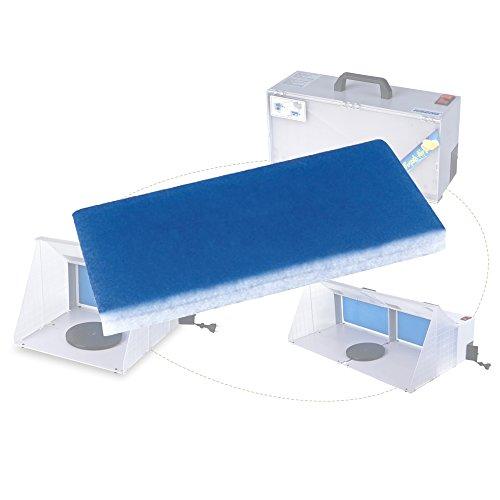 Airbrush Absauganlage Zubehör Ersatzfilter für Farbnebel Absauganlage W420