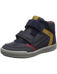 Geox Jungen J Arzach Boy B Hohe Sneaker
