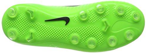 Xi Preto Verde Flash verde Cal Branco Elétrica Jovem Chuteiras Mercurial Ag Nike Vapor wICqS4
