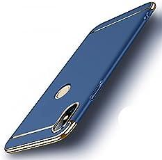 Mobiclonics® 3IN1 Back Cover for Xiaomi Redmi Mi Y2- (Blue)
