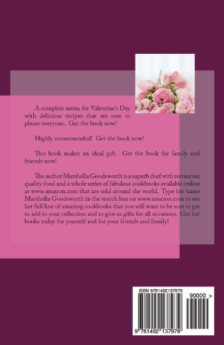 A Do It Yourself Valentine's Day Entertaining Menu
