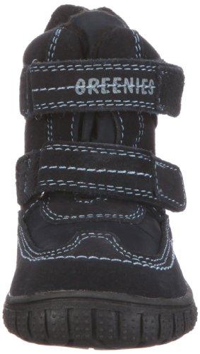 Greenies 180105, Bottes mixte enfant Bleu/Bleu marine