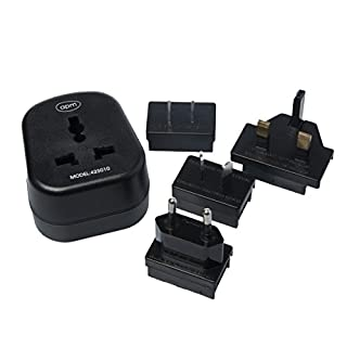 APM France 425010USB Adapter Black