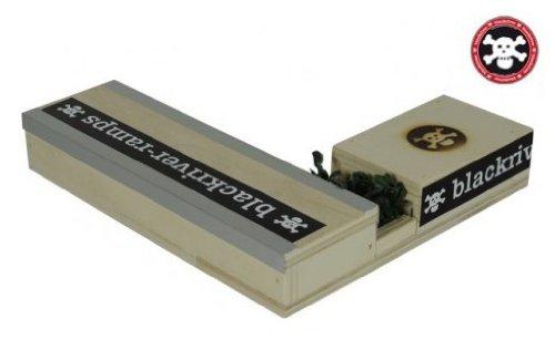 Blackriver Ramps Fingerboard Box 7 – Fingerboard Rampe Holz Box VII