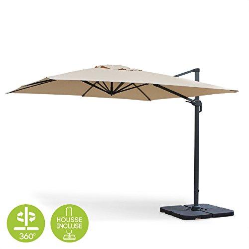 alices-garden-parasol-deporte-carre-3-x-3m-haut-de-gamme-falgos-beige-parasol-excentre-inclinable-ra