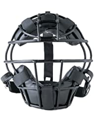 Masque de baseball pour protection en taille unique de couleur Noir - Visiodirect -