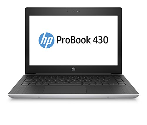 HP ProBook 430 G5 3VK19ES 33,7 cm (13,3 Zoll Full HD) Laptop (Intel Core i5-8250U, 256GB SSD, 1TB HDD, 8GB RAM, Intel HD 620 Grafik, Windows 10 Home 64) - Bluetooth-tastatur Hp Touchpad