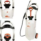 Rhyas Portable nettoyeurs haute pression 8L, 8L et brosse à roulettes, 16L, 20L Pulvérisateur à dos