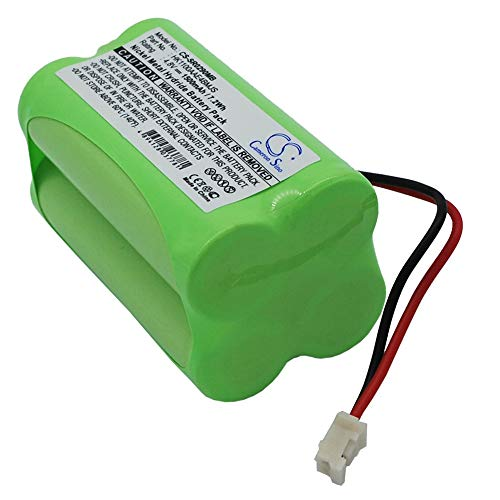 YINHUAN Telefonbatterie-hohe Kapazität der Batterie-4.8V hohe Kapazität 1500mAh Wieder aufladbare 4.8.7V-Volt-Batterien für Kind 02090, Kind 0209A, Kind 0210A / 02100A-10, HK1100AAE4BMJS, Sommer-Baby