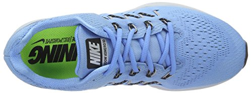 Nike Air Zoom Vomero 10 Herren Laufschuhe Blau (University Blue/Black-Wlf Grey)