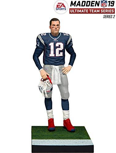 New England Patriots Madden NFL 19 Ultimate Team S2 Figure - Tom Brady